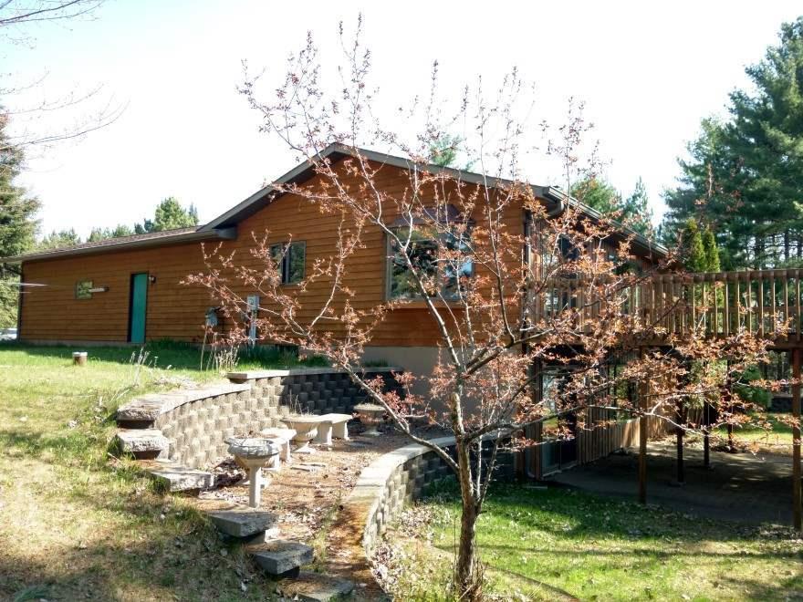 865 Elk Lake Drive, Phillips, WI 54555