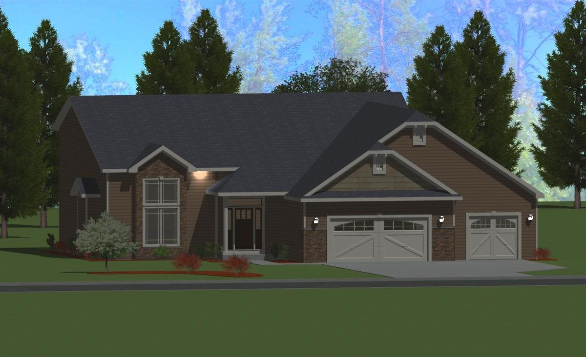 Lot 23 Riverside Point Subdivision, Junction City, WI 54443