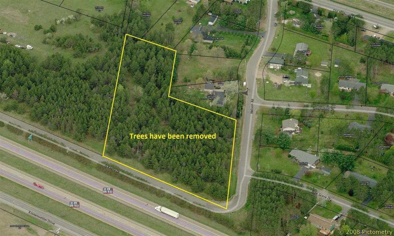 3.75 Acres MOL O'keefe Drive East Nelson Avenue, Mosinee, WI 54455