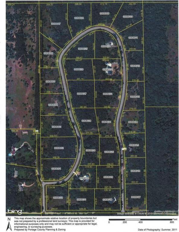 9336 Fountain Grove Road Lot #31 Woodland Heights, Amherst, WI 54406