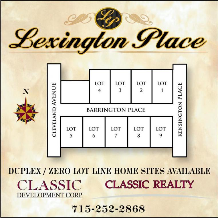 3135/3137 Barrington Place, Plover, WI 54467