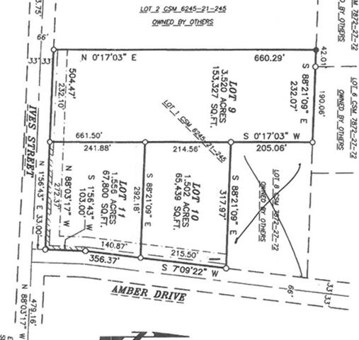 Lot 10 Amber Drive, Marshfield, WI 54449