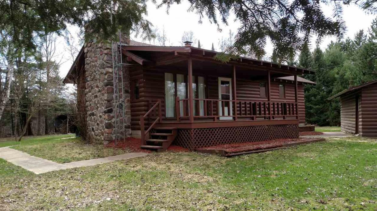 N8956 Fleming Rapids Road, Phillips, WI 54555