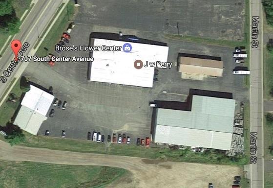 707 S Center Avenue, Merrill, WI 54452