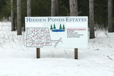 Photo of Lot 9 and 8 Hidden Ponds Drive, Mosinee, WI 54455