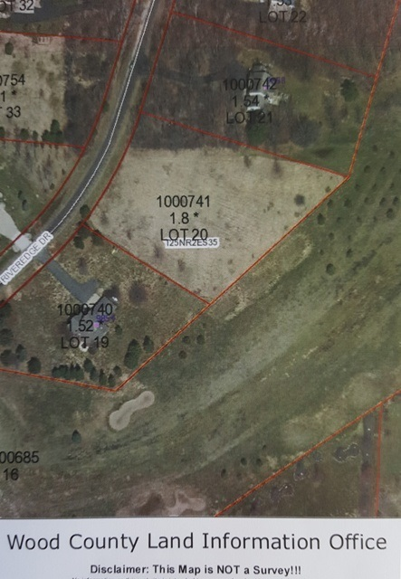 1.8 Acre Lot 20 Riveredge Drive, Marshfield, WI 54449