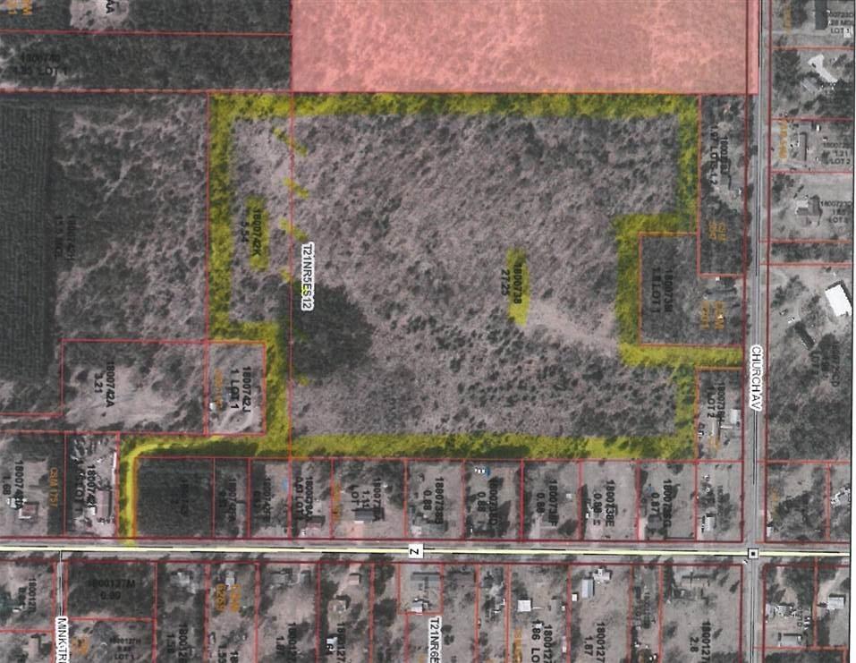 32.7 acres mol Church Avenue, Wisconsin Rapids, WI 54494