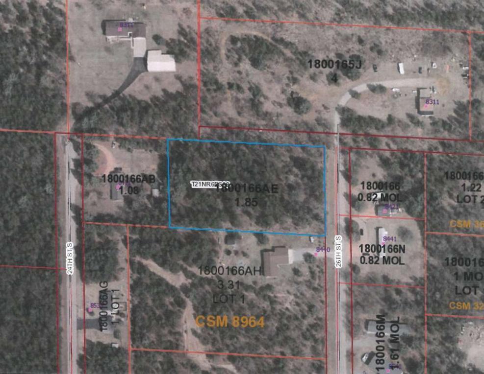 1.85 acres S 26th Street, Wisconsin Rapids, WI 54494
