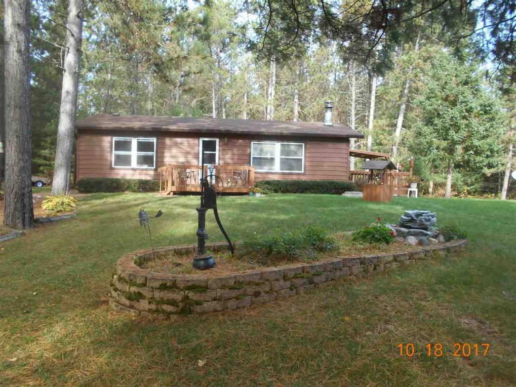 W5918 Shore View Road, Tomahawk, WI 54487