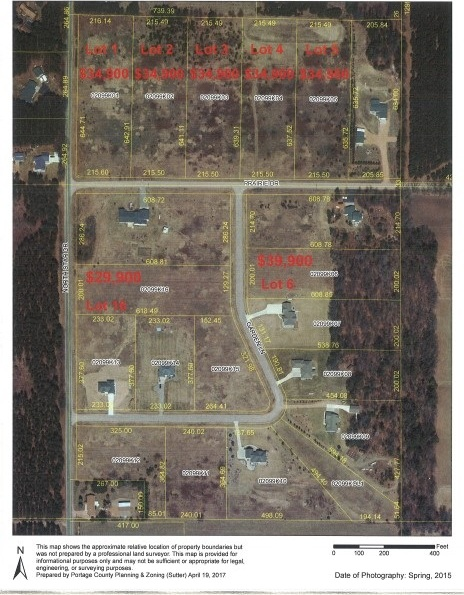 Lot 3 Prairie Drive, Stevens Point, WI 54482