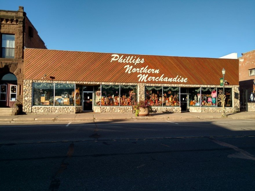 132 N Lake Avenue, Phillips, WI 54555