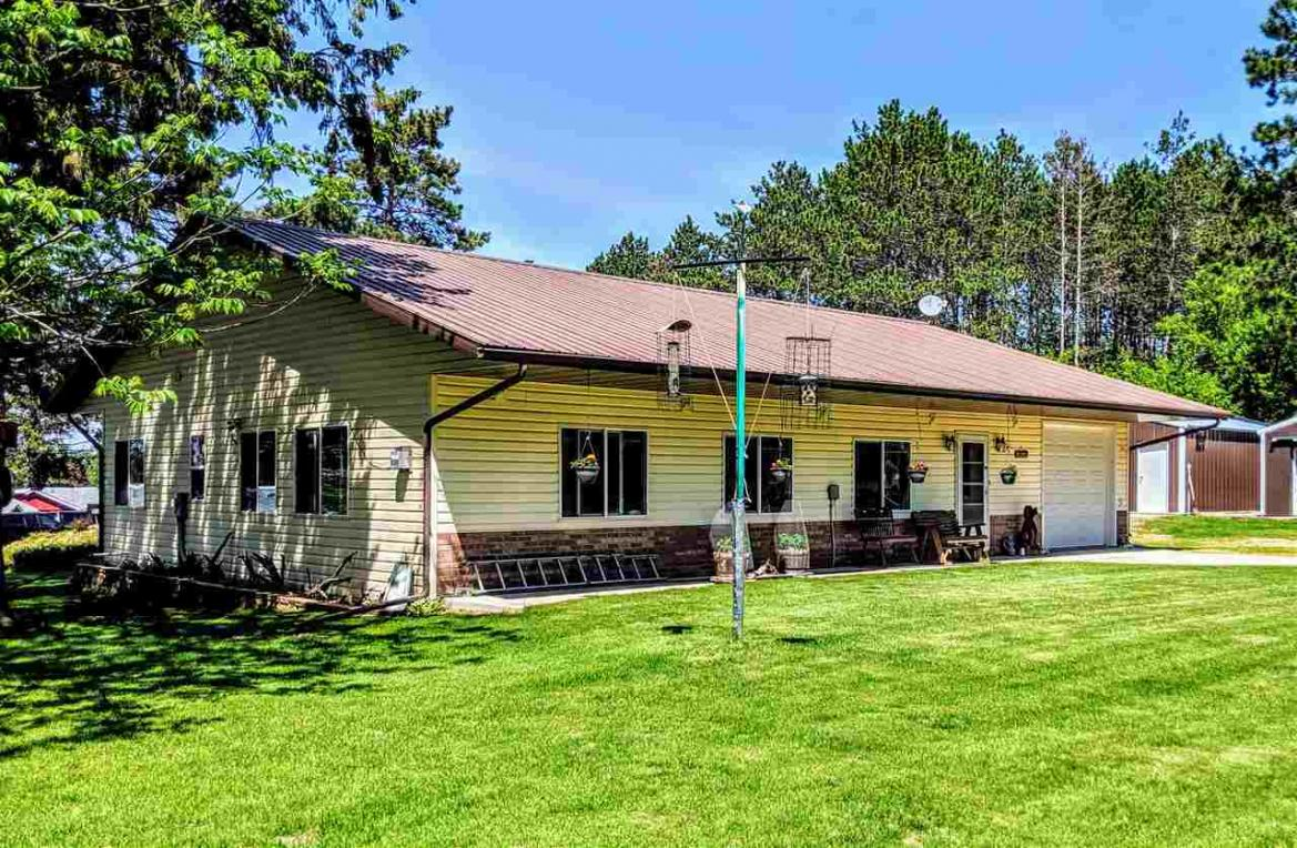 N8075 E Wilson Flowage Road, Phillips, WI 54555