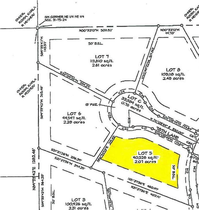 Lot 5 78th Lane, Indianola, IA 50125