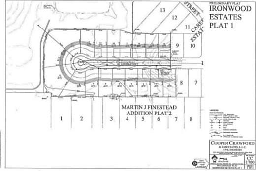 Lot 8 Ironwood Estates Plat 1, Granger, IA 50109