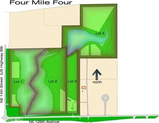 FOUR Mile Four Lot 3 Street, Alleman, IA 50007