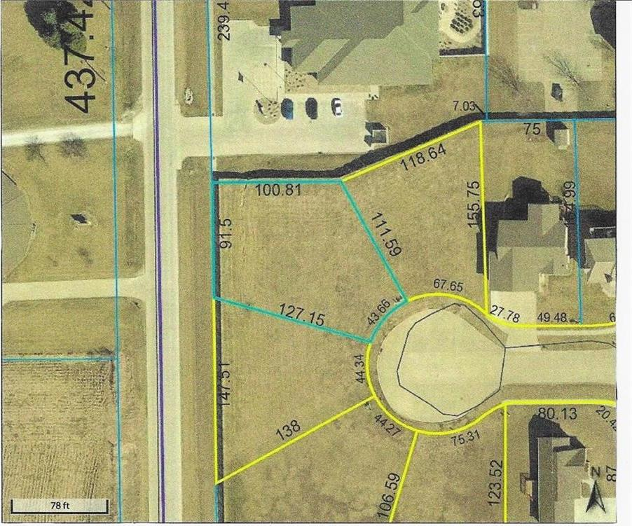 Lot 8 Mckay Court, Knoxville, IA 50138