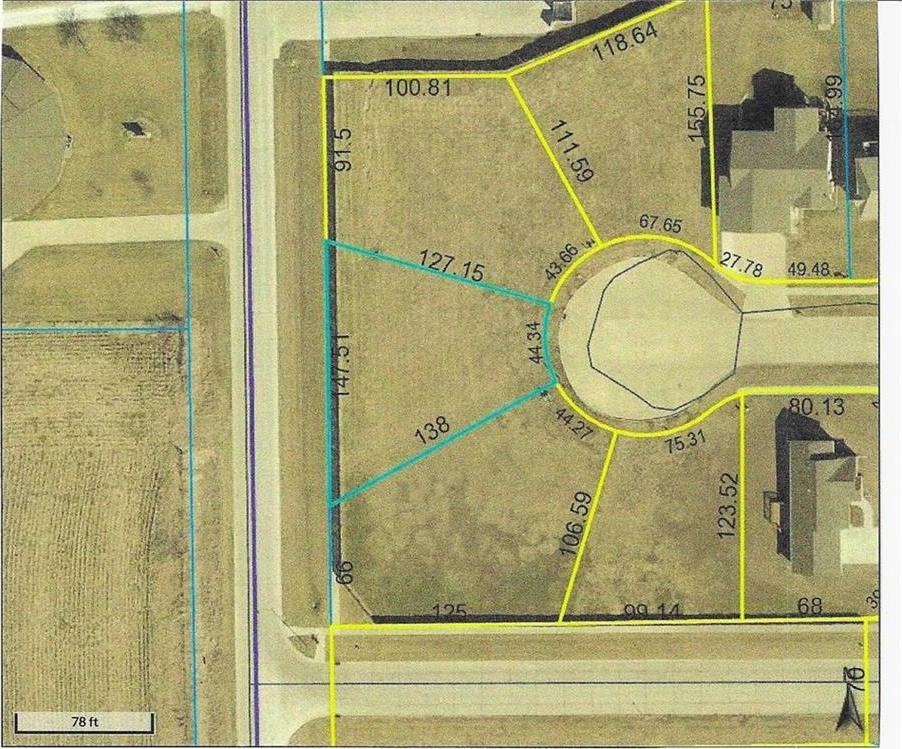 Lot 9 Mckay Court, Knoxville, IA 50138