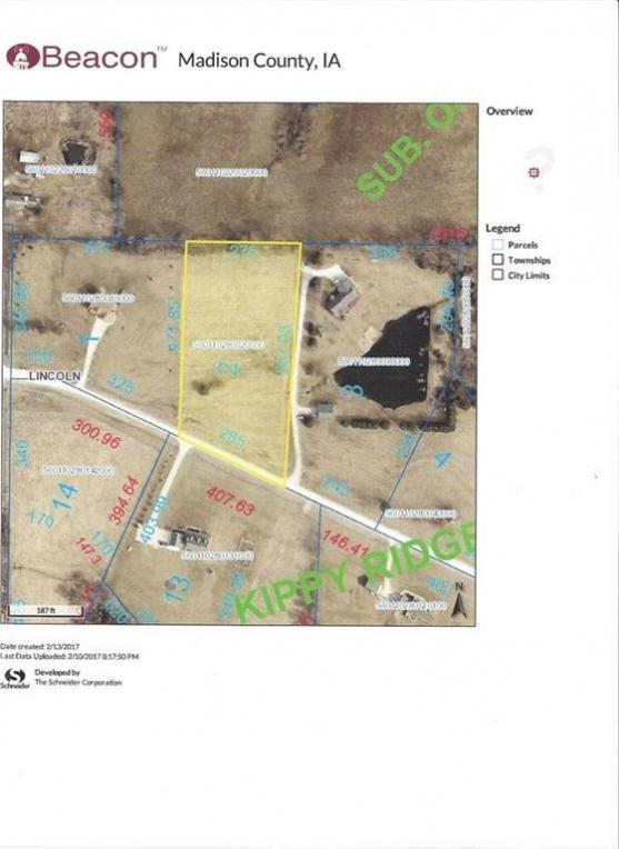 Lot 2 226th Ct Kippy Ridge Estates Lot #2 Court, Winterset, IA 50273