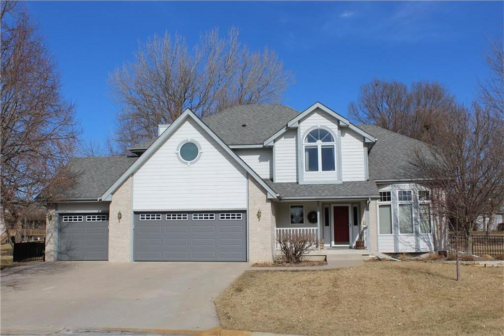 Mls 532416 2722 valley view circle ames ia 50014 for Design homes ames iowa