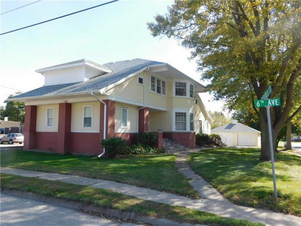 1702 6th Avenue, Grinnell, IA 50112