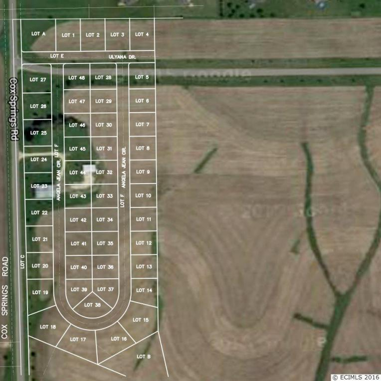 Lot 41 Thunder Valley Estates, Peosta, IA 52068