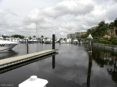 Photo of 38 Ft. Boat Slip At Gulf Harbour E-1, Fort Myers, FL 33908