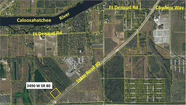 2490 W State Rd 80, Labelle, FL 33935