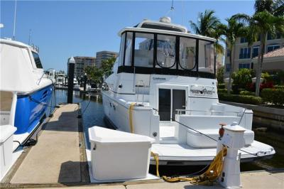 Photo of 48 Ft Boat Slip At Gulf Harbour G-1, Fort Myers, FL 33908