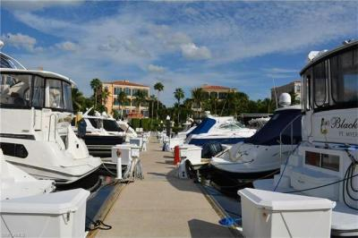 Photo of 48 Ft. Boat Slip At Gulf Harbour F-7, Fort Myers, FL 33908