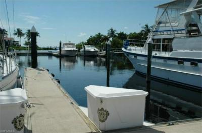 Photo of 48' Slip At Gulf Harbour B-16, Fort Myers, FL 33908