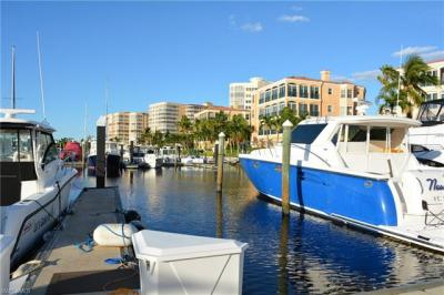 Photo of 48 Ft. Boat Slip At Gulf Harbour G-3, Fort Myers, FL 33908
