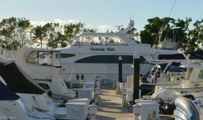Photo of 97 Ft. Boat Slip At Gulf Harbour G 10-11, Fort Myers, FL 33908