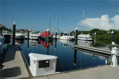Photo of 38 Ft. Boat Slip At Gulf Harbour I-14, Fort Myers, FL 33908