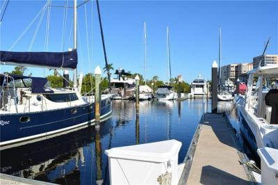 Photo of 48 Ft. Boat Slip At Gulf Harbour G-6, Fort Myers, FL 33908