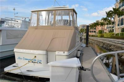Photo of 48 Ft. Boat Dock At Gulf Harbour F-1, Fort Myers, FL 33908