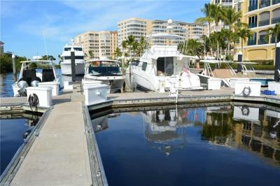 Photo of 38 Ft. Boat Slip At Gulf Harbour I-11, Fort Myers, FL 33908