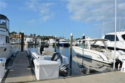 Photo of 48 Ft. Boat Dock At Gulf Harbour F-20, Fort Myers, FL 33908
