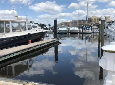 Photo of D-13 50 Ft. Boat Slip At Gulf Harbour Marina, Fort Myers, FL 33908