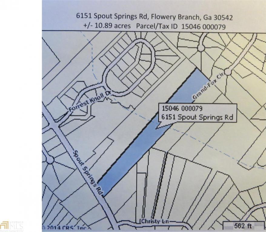 6151 Spout Springs, Flowery Branch, GA 30542