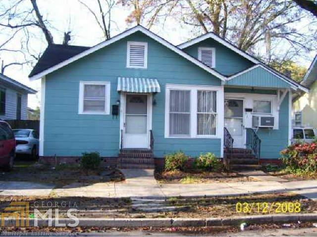 1017 E 33rd St, Savannah, GA 31406