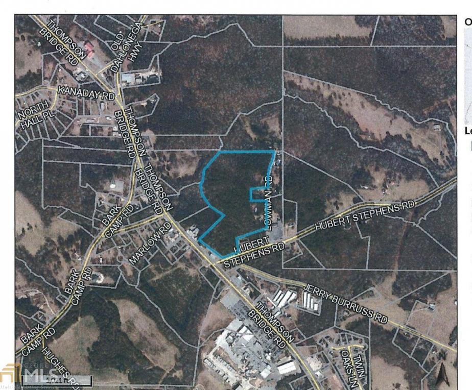 5321 Hubert Stephens Rd, Murrayville, GA 30564