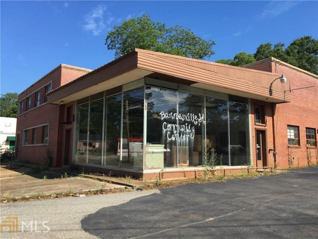 215 Barnesville St, Thomaston, GA 30286