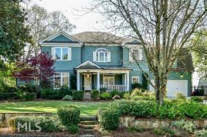 1780 Friar Tuck Rd, Atlanta, GA 30309