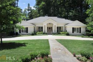 3460 Paces Forest Rd, Atlanta, GA 30327