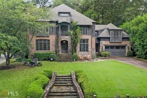 1692 Friar Tuck Rd, Atlanta, GA 30309