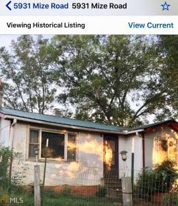 5931 Mize Rd, Toccoa, GA 30577