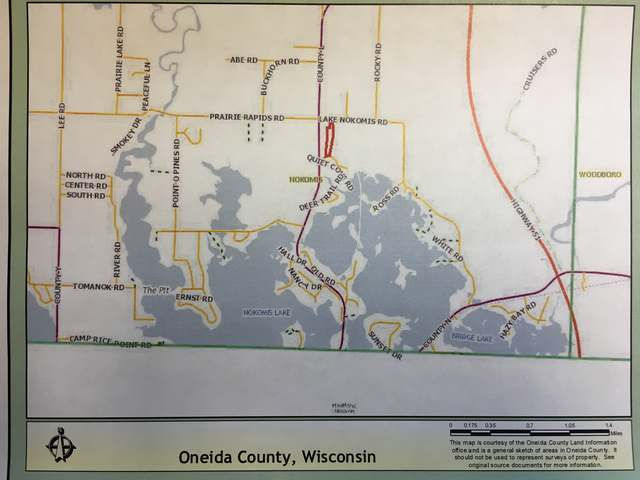 ON Quiet Cove Rd #14, Tomahawk, WI 54487