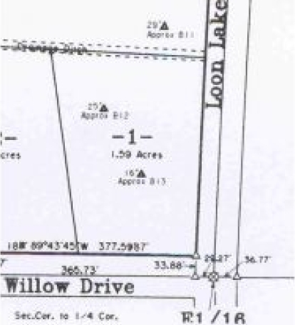 Lot 1 On Loon Lake Rd, Eagle River, WI 54521