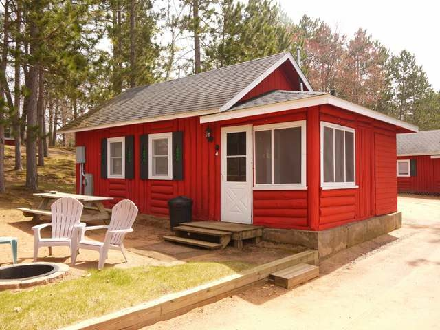 8709 Guest Rd #4 & 5, St Germain, WI 54558