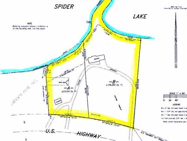 295 299 Hwy 51, Manitowish Waters Wi, WI 54545
